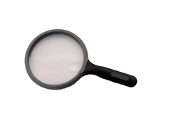 Hand Held 5 inch Magnifying Glass